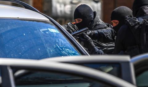 Мащабна полицейска акция в Северна Македония