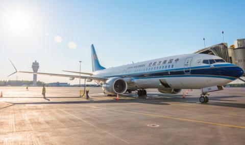 Над 30% от самолетите Boeing 737 MAX 8 не летят