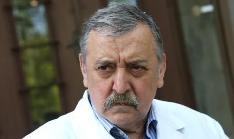 Проф. Кантарджиев: Ако 14 дни не сваляме маските, случаите ще спаднат с 400 на ден