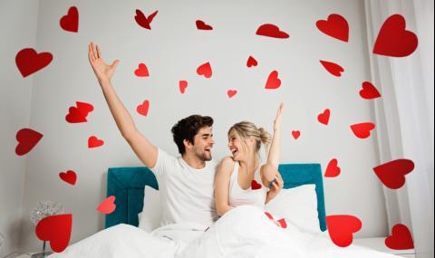 3-те зодии с най-голям късмет в любовта са...