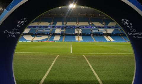 Манчестър Сити дава стадиона си на медицински лица