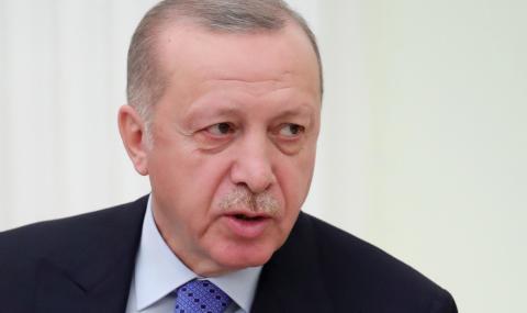 Ердоган: Идва нова ера