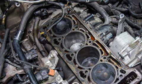 Двигателите на какви коли трябва да се загреят преди потегляне