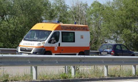Катастрофа в Добрич, тежко пострада дете