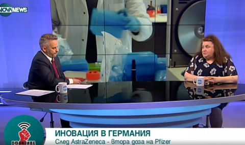 Проф. Александрова: Комбинирането на ваксини не е нещо ново