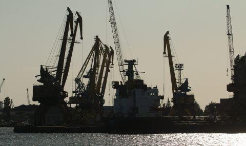 Епидемичен взрив от COVID-19 на кораб в Бургас