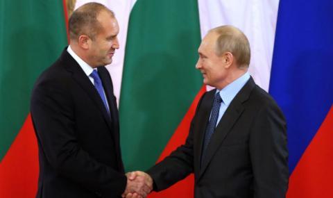 Президентът: Имам покана от Путин за 9 май, още не съм му отговорил