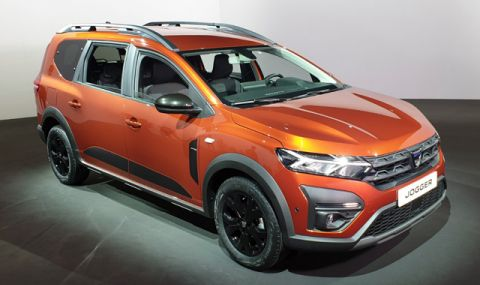Запознайте се с новата Dacia Jogger - най-евтиният седемместен модел в Европа и у нас - 1