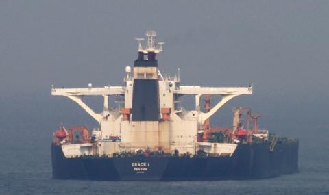 Иран предупреди САЩ: Не пипайте танкера!