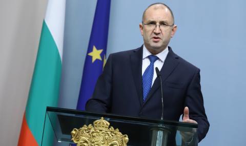 Президентът ще участва в конференция за бъдещето на Европейския съюз