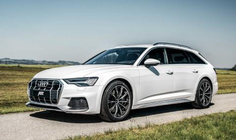 ABT наточи новото Audi A6 Allroad