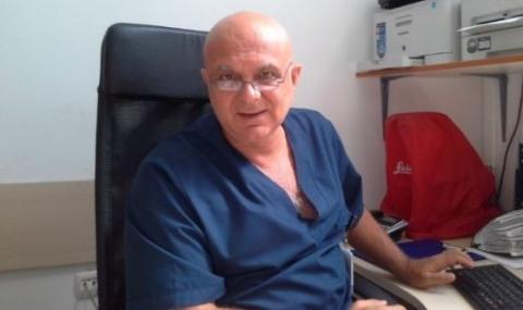 """Шефът на COVID отделението в """"Пирогов"""": Д-р Муса не е разпространител на коронавируса в Кърджали"""