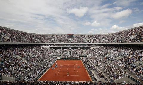 Така се прави! Френската тенис федерация ще подпомогне спорта си с десетки милиони