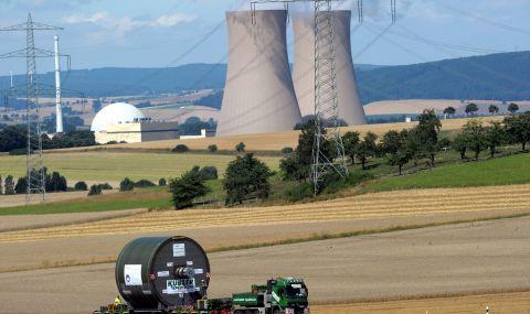 """Германската АЕЦ """"Гронде"""" отбеляза производствен рекорд"""