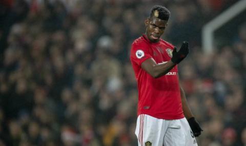 Погба се замисли за нов договор с Манчестър Юнайтед