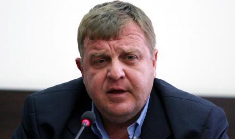 Каракачанов: Във вторник ще обсъдим как да облекчим режима