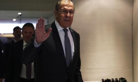 Лавров отхвърли провокации на САЩ