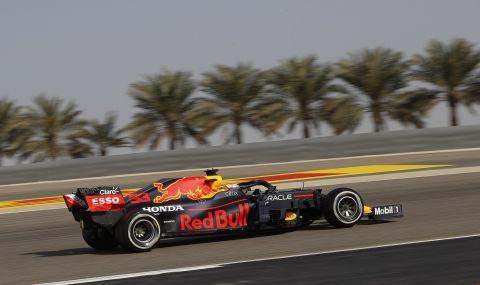 Макс Верстапен спечели и третата тренировка в Бахрейн