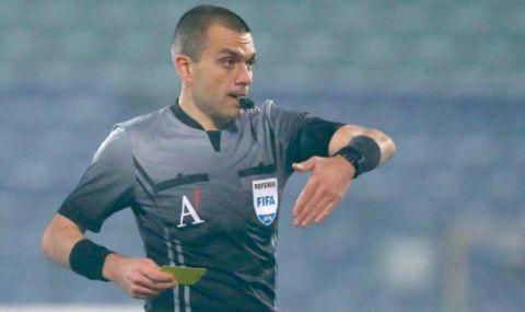 Лудогорец скочи остро на председателя на Съдийската комисия заради назначението на Чинков за мача с ЦСКА