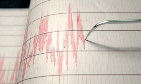 Земетресение в Турция - 1