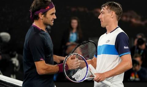 Федерер призова за обединение на мъжкия и женския тенис