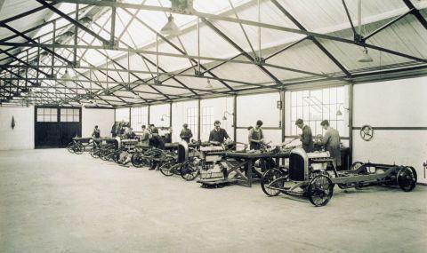 Bentley произведе 200 хиляди автомобила - 6