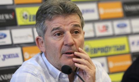 Емил Костадинов каза какъв ще е форматът на първенството за следващия сезон