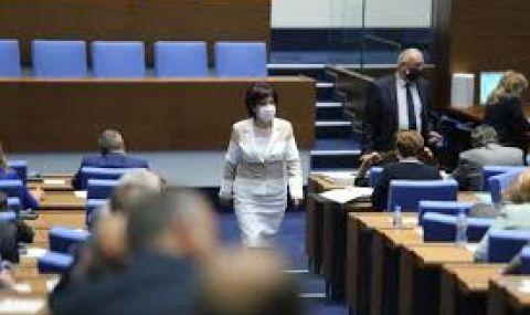Гласуват новите текстове в Закона за извънредното положение