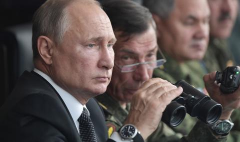 Путин: Русия е разработила ядрени оръжия, които...