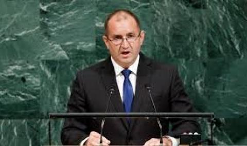 Радев в ООН: Разходите за отбрана скачат тревожно