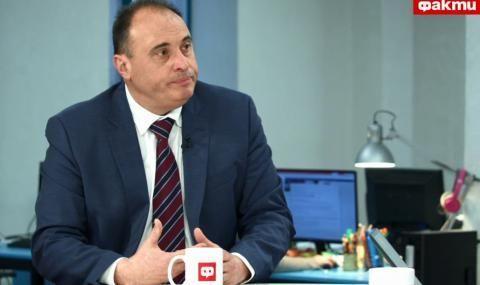 Румен Гълъбинов пред ФАКТИ: Нуждаем се от работещо правителство и парламент