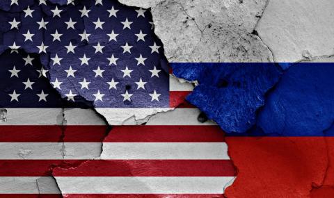 Скандал между САЩ и Русия