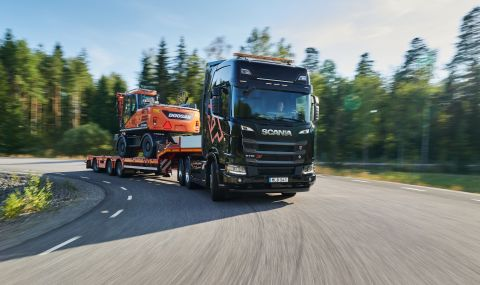 Scania спира с производството на камиони - 1