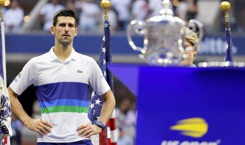 Новак Джокович се разплака на финала на US Open - 1