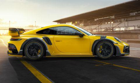 TechArt показа чудовищно Porsche 911 Turbo S - 3