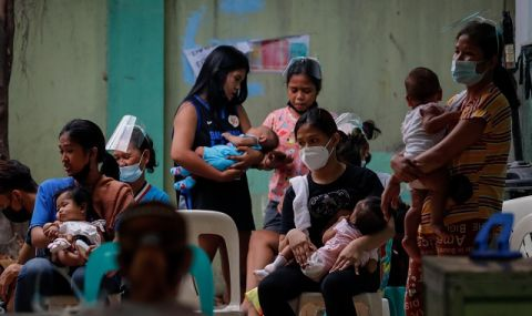 Бедствено положение на Филипините! Удължават карантинните мерки заради COVID-19 до средата на май