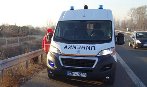 Детето, пострадало в катастрофата край Мездра, остава в тежко състояние