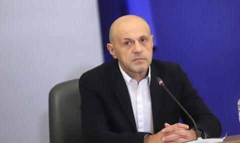 Томислав Дончев за служебния кабинет: Вместо да се оплакват, да свършат и някаква работа