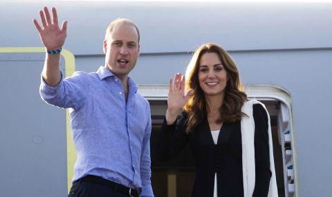 Уилям и Кейт пускат свой YouTube канал (ВИДЕО)