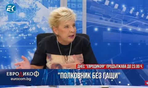 Веселина Томова: Шеф на разузнаването на България, който трябва да пази тайните, е пробит