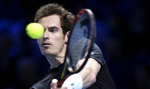 Анди Мъри разби Рафаел Надал на виртуален тенис