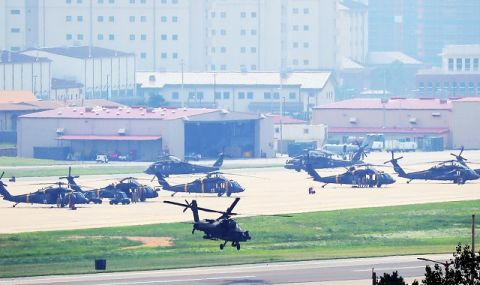 Скандал в Южна Корея! Американски военни вдигнали луд купон на плаж