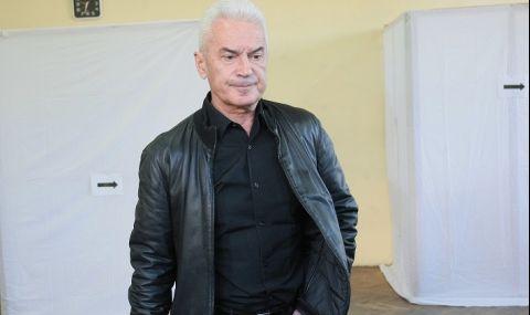 Волен Сидеров се подигра с Мишо Константинов