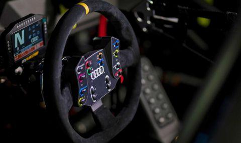 Audi RS3 LMS е машина за пистата с брутален външен вид - 8