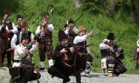 Започнаха честванията, посветени на 145 години от избухване на Априлското въстание