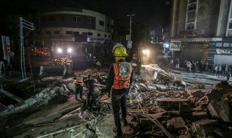 Мнението на Китай за случващото се между Израел и Палестина - 1
