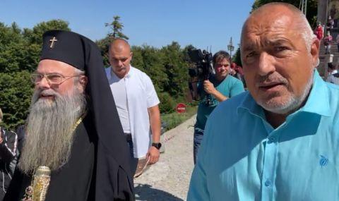 Бойко Борисов: Изборите са предрешени! - 1