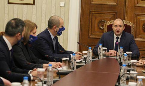 Цветан Цветанов при Радев: Нужни са промени в Изборния кодекс