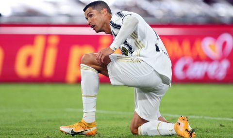 Ювентус иска да задържи Роналдо с взимането на Агуеро или Кийн