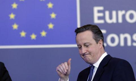 Скандал в Лондон! Разследват експремиера Камерън за лобиране пред министри